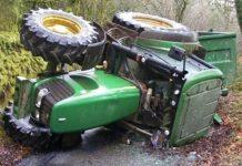 Θάνατος αγρότη στις Σέρρες από ανατροπή τρακτέρ στις Σέρρες