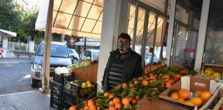 Κομοτηνή: Δύσκολοι καιροί και για τους ιδιοκτήτες οπωροπαντοπωλείων