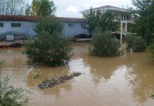 Ρέθυμνο: Μεγάλες καταστροφές στο αγροτικό οδικό δίκτυο από την κακοκαιρία