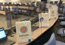 Στο Στρασβούργο προϊόντα της Χαλκιδικής, στο πλαίσιο της Προεδρίας της Ελλάδας στην Επιτροπή Υπουργών του Συμβουλίου της Ευρώπης