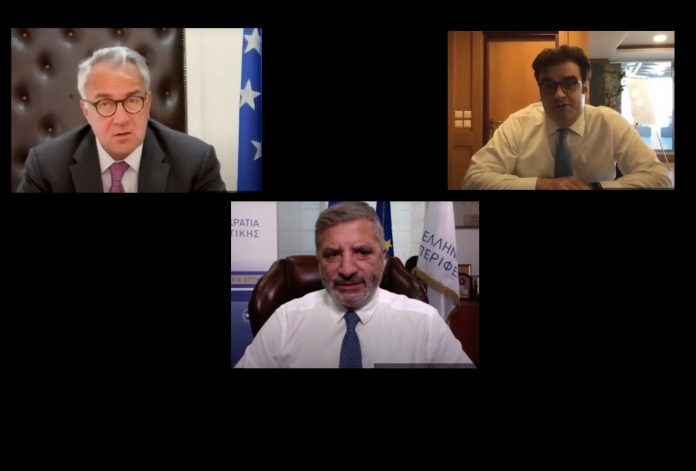 Σύμφωνο Συνεργασίας ΥΠΑΑΤ, Περ. Αττικής και υπουργείου Ψηφιακής Διακυβέρνησης για τον αγροτοδιατροφικό τομέα