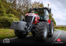 «Τρακτέρ της Χρονιάς 2021» αναδείχθηκε το MF 8S.265 Dyna E-Power Exclusive της Massey Ferguson