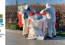 Αποκομιδή πλαστικών συσκευασιών φυτοφαρμάκων από τον Δήμο Δίου-Ολύμπου