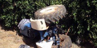 Αχαΐα: Αγρότης καταπλακώθηκε από το τρακτέρ του