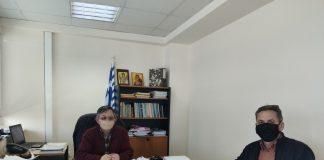 Στον ΕΛΓΑ ο Γεωπονικός Σύλλογος Λάρισας - Τα προβλήματα του κλάδου στο επίκεντρο της συνάντησης