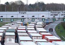 Incofruit και αυτοκινητιστές διεθνών μεταφορών ζητούν δημιουργία πράσινου διαδρόμου μεταξύ Γαλλίας - Αγγλίας