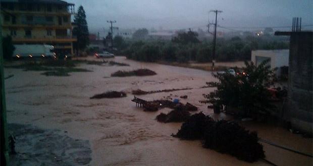Κρήτη: Το πρώτο επίδομα των 600 ευρώ στους πληγέντες από τις πλημμύρες στο Ηράκλειο