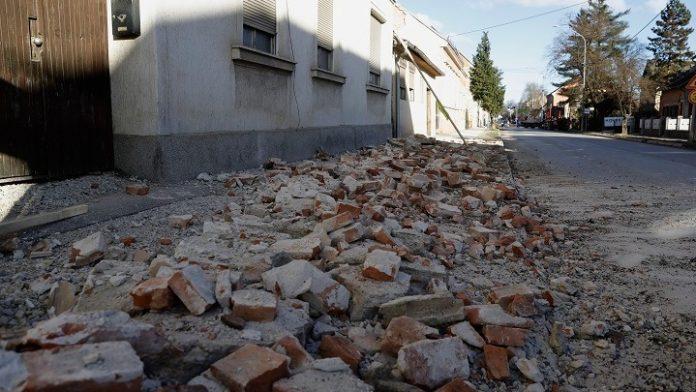 Κροατία: Πέντε άτομα έχουν χάσει τη ζωή τους από την ισχυρή σεισμική δόνηση