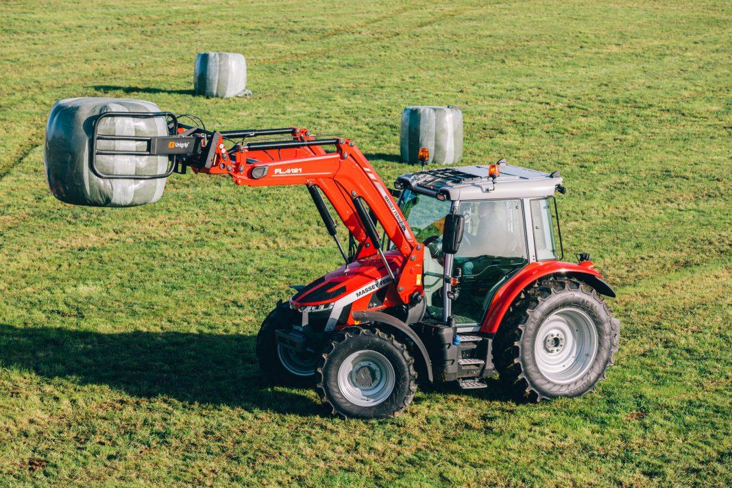 Νέα σειρά ευέλικτων γεωργικών ελκυστήρων MF 5S της Massey Ferguson