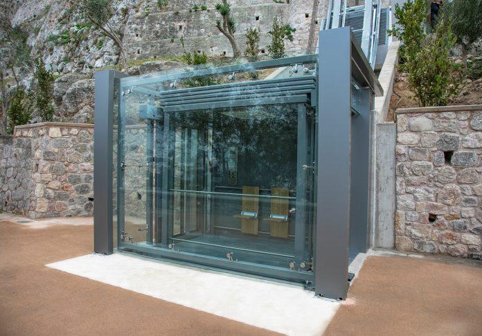 Τον νέο ανελκυστήρα στην Ακρόπολη επιθεώρησε η TÜV HELLAS (TÜV NORD)