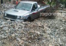 Χανιά: Προβλήματα από την νεροποντή – Κινδύνευσε κτηνοτρόφος