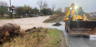 Υποβολή αιτήσεων στον Δήμο Δίου-Ολύμπου από πληγέντες από τα πρόσφατα έντονα καιρικά φαινόμενα
