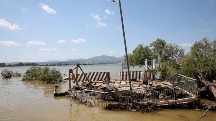 Άρχισε η καταγραφή των ζημιών από τη χθεσινή νεροποντή στους δήμους του Έβρου