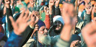 Ινδία: Συνεχίζονται με αμείωτους ρυθμούς οι αγροτικές κινητοποιήσεις