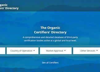 Παγκόσμιο κατάλογο πιστοποιητών βιολογικών προϊόντων εγκαινίασε η IFOAM Organics