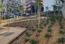 Η Αθήνα απέκτησε και τρίτο Pocket Park, αυτή τη φορά στο Παγκράτι