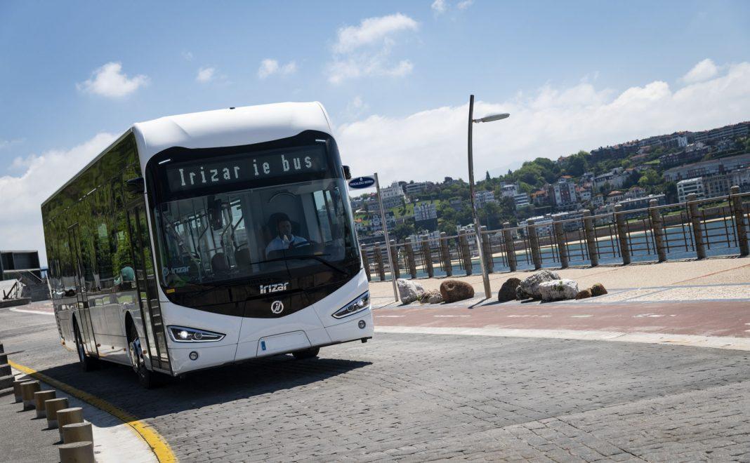 Η Irizar e-mobility θα παραδώσει 8 ηλεκτρικά λεωφορεία στο Αμβούργο