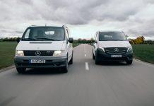 Mercedes-Benz Vito: Αξιόπιστος συνεργάτης εδώ και 25 χρόνια