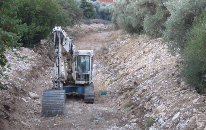 Ποσό 1 εκατ. ευρώ για καθαρισμό ρεμάτων και χειμάρρων στη Μαγνησία