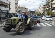 Ρέθυμνο: Πάνω από 3.000 άτομα και χίλια τροχοφόρα στην διαδήλωση κατά των δασικών χαρτών