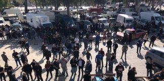Λουκέτο στις λαϊκές αγορές και μηχανοκίνητη πορεία και στην Κρήτη